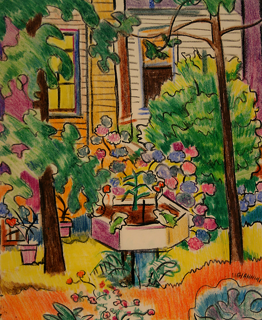 Ugo Giannini, 'My Father's Garden', 1905, Rehs Contemporary Galleries