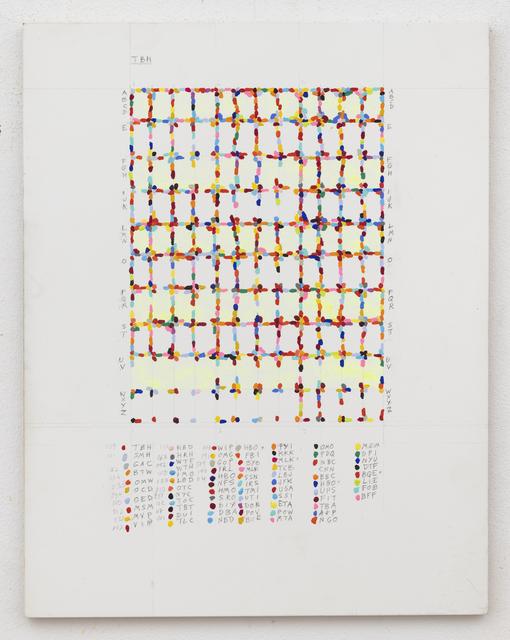 Leslie Roberts, 'TBH', 2018, Minus Space