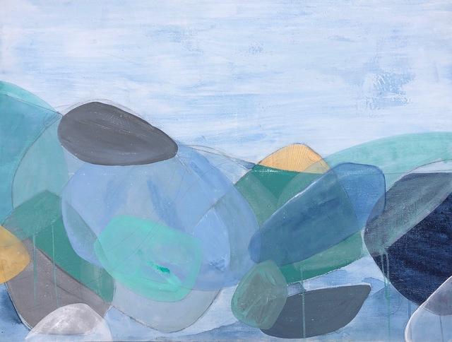 , 'Looking to the Atlantic ,' 2018, Flow 305