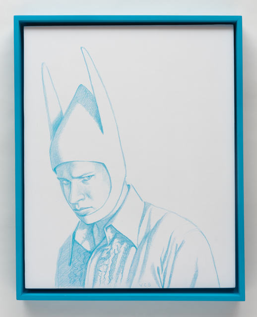 , 'Blue Fool,' 2016, KP Projects