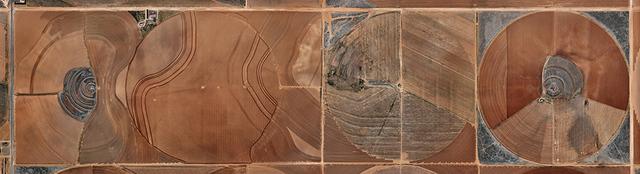, 'Pivot Irrigation #21, High Plains, Texas Panhandle, USA,' 2011, Von Lintel Gallery