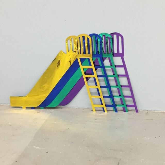 Oscar Figueroa, 'Endless Summer (Slides)', 2018, Robert Kananaj Gallery