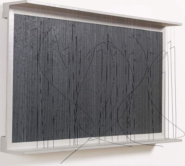 , 'Escritura,' 1973, Cortesi Gallery