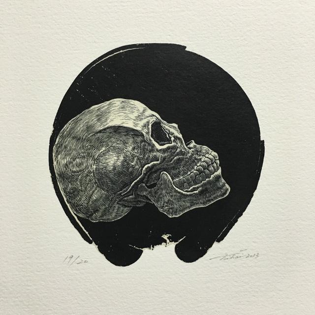 , 'Skull-2,' 2013, Micheko Galerie