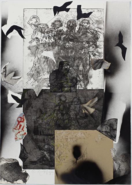 , 'Composite,' 2012, Malin Gallery