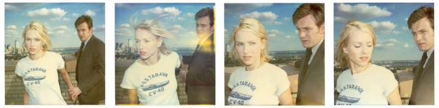 Stefanie Schneider, 'Lila and Sam from the movie Stay with Ewan McGregor, Naomi Watts, mounted', 2006, Photography, 5 Analog C-Prints, hand-printed by the artist on Fuji Crystal Archive Paper, based on 4 original Polaroids, mounted on Aluminum with matte UV-Protection, Instantdreams