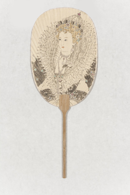 , 'The Lady in Pearls,' 2014, Tina Keng Gallery