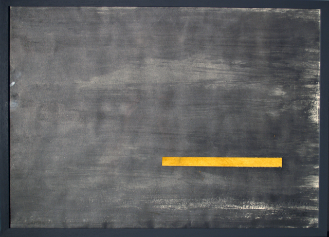 Madeleine Dietz, 'Nr. 18', 2011, Drawing, Collage or other Work on Paper, Pigment and earth on paper, Sebastian Fath Contemporary