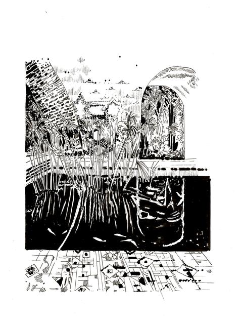 , 'Souvenirs de Séville #1,' 2019, L'Atelier 21