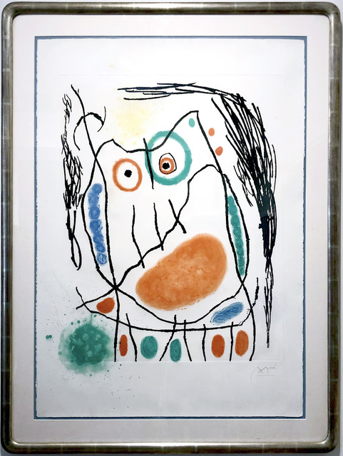 Joan Miró, 'Le Grand Duc', 1965, DTR Modern Galleries