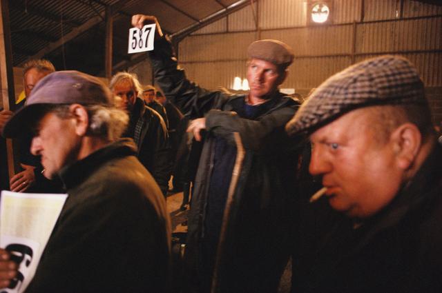 Justin Partyka, 'Farm Sale, Suffolk', 2004, Osborne Samuel