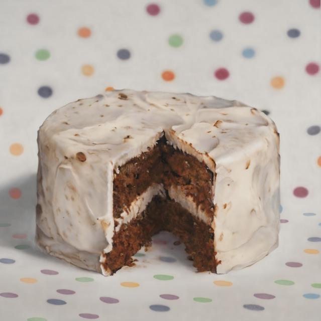 , 'Carrot Cake,' 2014, SPONDER GALLERY