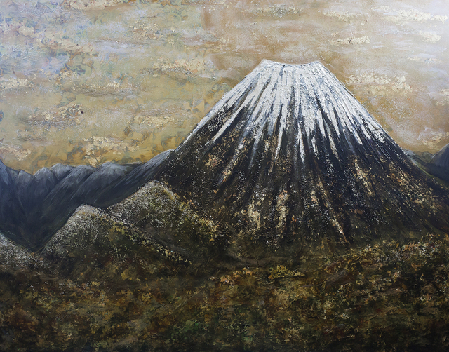 , 'I Dream of Fuji ,' , Kitano Alley Gallery