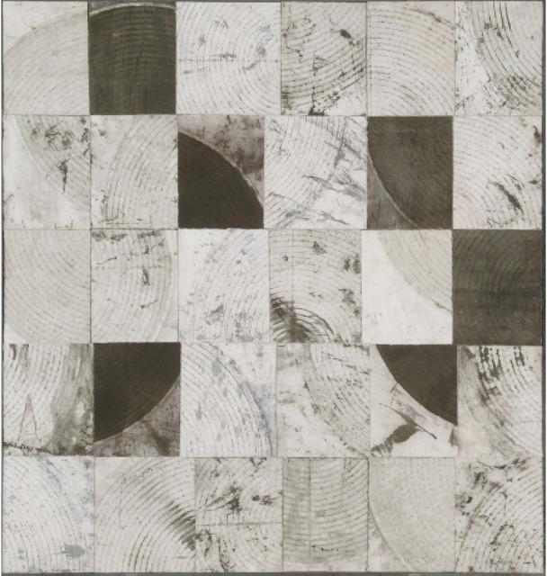 , 'Empreintes sans titre ,' 2002, Galerie Dutko
