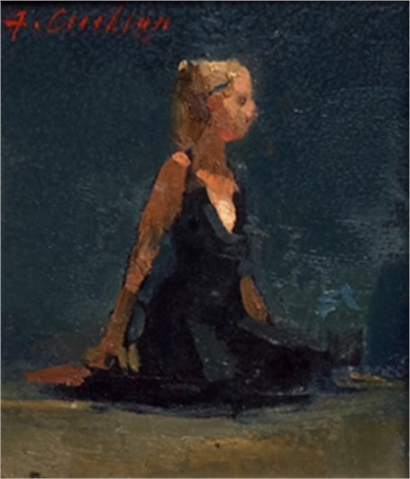 , 'No. 47 (seated figure),' , Meyer Vogl Gallery