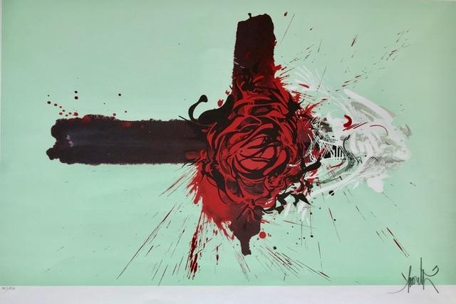 , 'La Rose Croix,' ca. 1980, ByNewArt