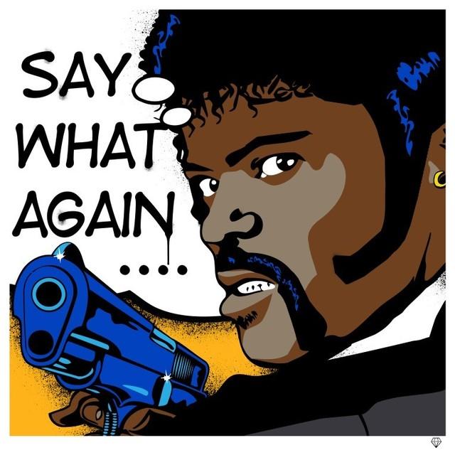 JJ Adams, 'Say What Again...', 2013, Reem Gallery