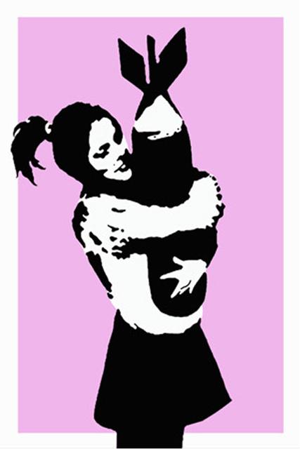 , 'Bomb Hugger ,' 2003, Maddox Gallery
