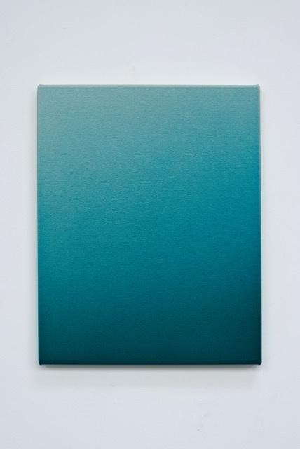, 'Deep Turquoise Blue Fade OMS 587,' 2016, Vigo Gallery