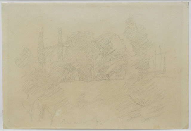 , 'Paesaggio,' 1941, Repetto Gallery