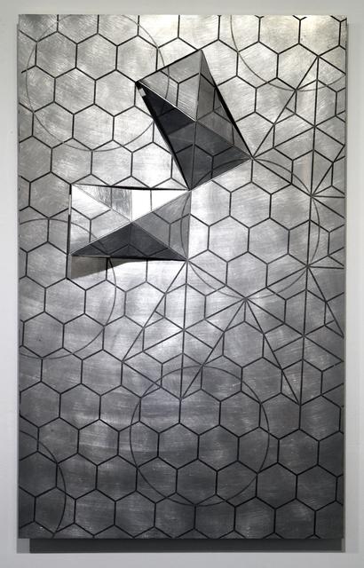 , 'Metalanguage XIX,' 2017, Chan + Hori Contemporary