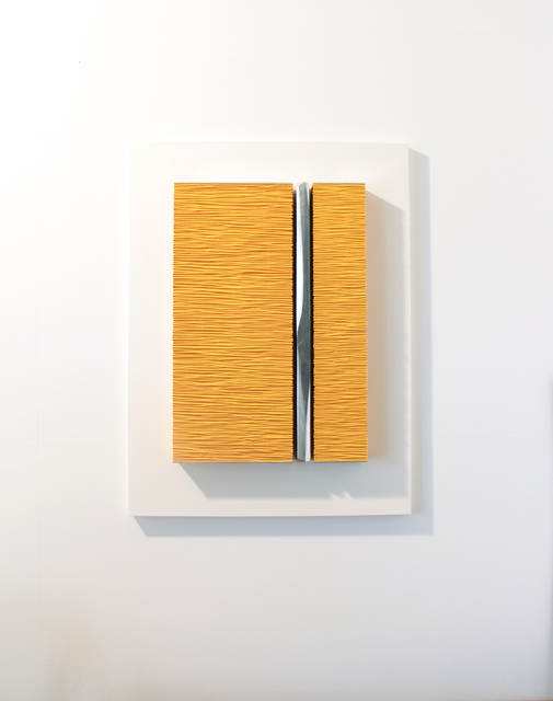 , 'the wall of self (YT-1095),' 2017, H-art Beat Gallery