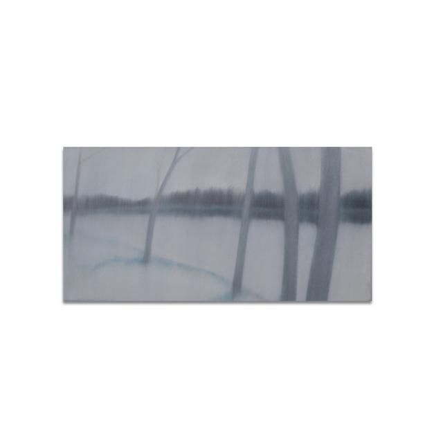 Doug Freed, 'MORNING RISE -GREY', Exhibit by Aberson