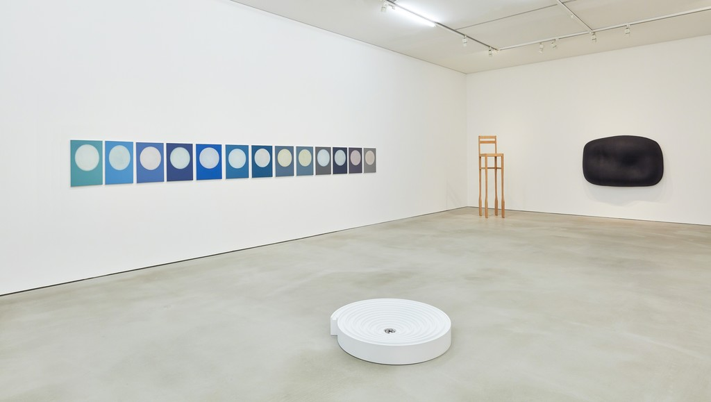 Installation View at Words Just for You. Photo: Keith Park. Image provided by Kukje Gallery.