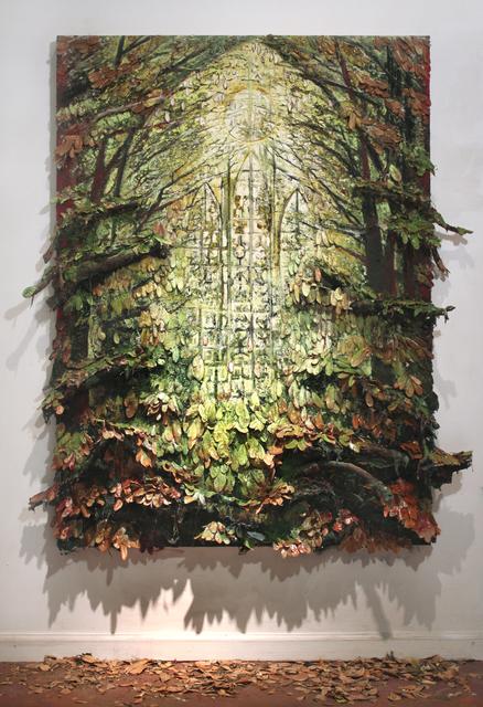 , 'Forest Window,' 2014, Deborah Colton Gallery