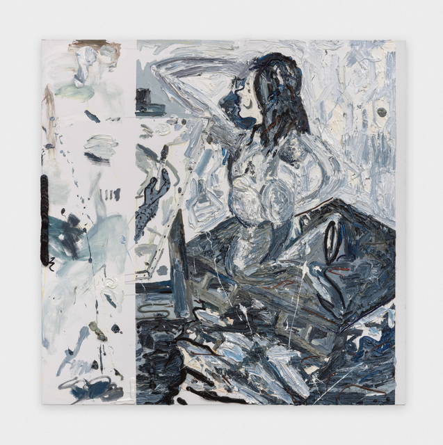 , 'Nude Study,' 2016, Shane Campbell Gallery