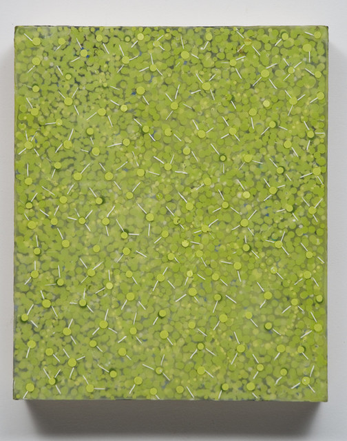, 'Brightness Fall from the Air #1,' 2007, The Painting Center