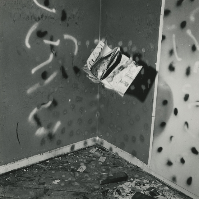 , 'Vandalism Series,' 1974, Lee Gallery