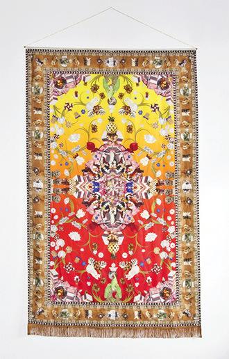 , 'Carpet II,' 2014, Musée de l'Elysée