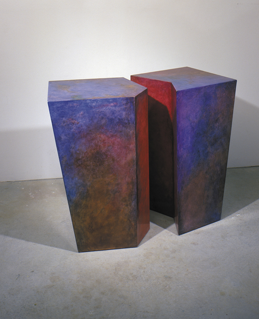 , 'Tables IV,' 1988, David Richard Gallery