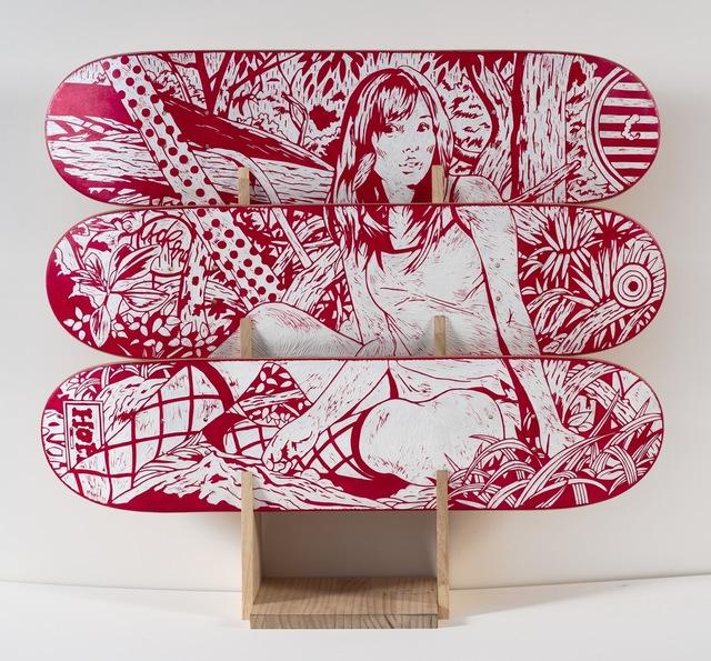 Kenichi Yokono, 'Girl #6', 2010, Japigozzi Collection