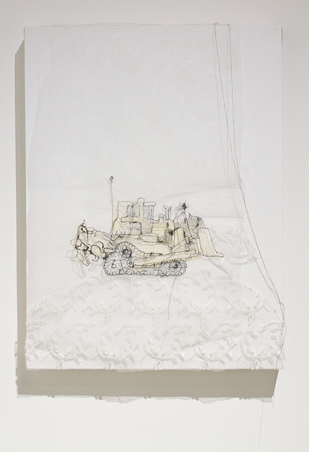, 'Bulldozer,' 2015, Art Mûr