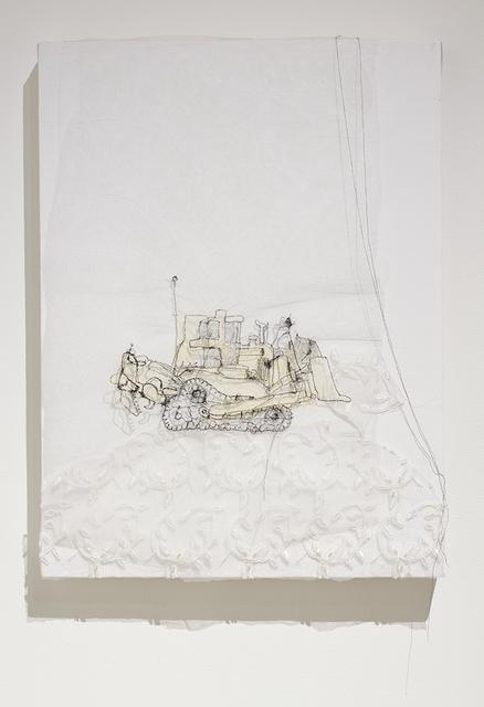 Jannick Deslauriers, 'Bulldozer', 2015, Art Mûr