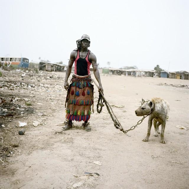 , 'Abdullahi Mohammed with Mainasara, Lagos, Nigeria ,' 2007, Stevenson