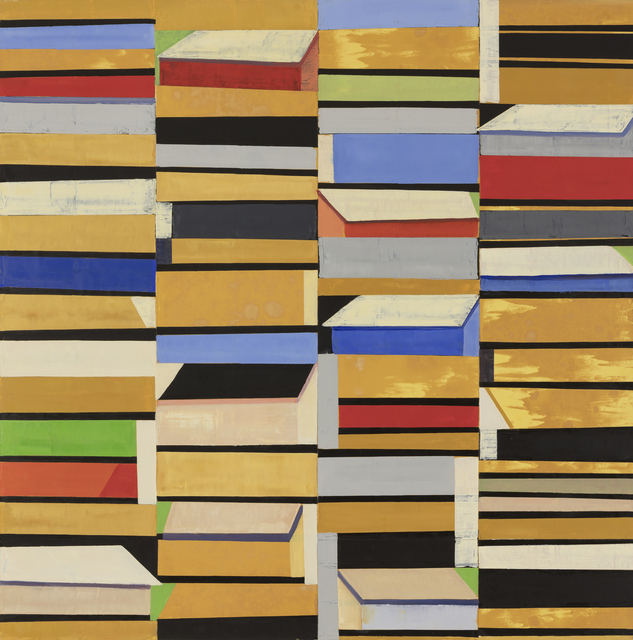 , 'Shelters 3,' 2017, Desta Gallery