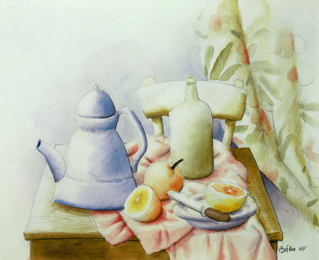 , 'Still Life with Coffee Pot,' 2004, Opera Gallery