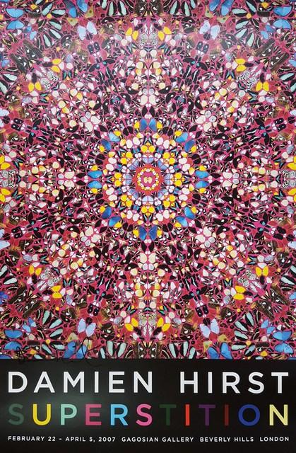 Damien Hirst, 'Superstition (Signed)', 2007, Graves International Art