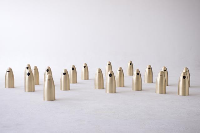 , 'Maya, Zeina, Racha & Yara ( 2015 ) by Carlo Massoud,' 2015, Carwan Gallery