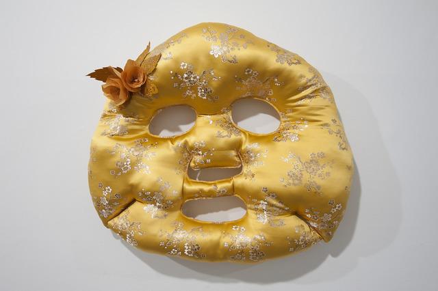 Timothy Hyunsoo Lee, 'Pillow talk (Mask for Masc) II', 2019, Sabrina Amrani