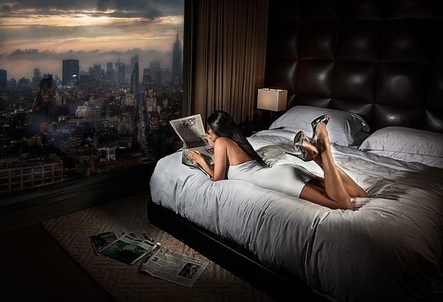 David Drebin, 'New York Times', 2013, Contessa Gallery