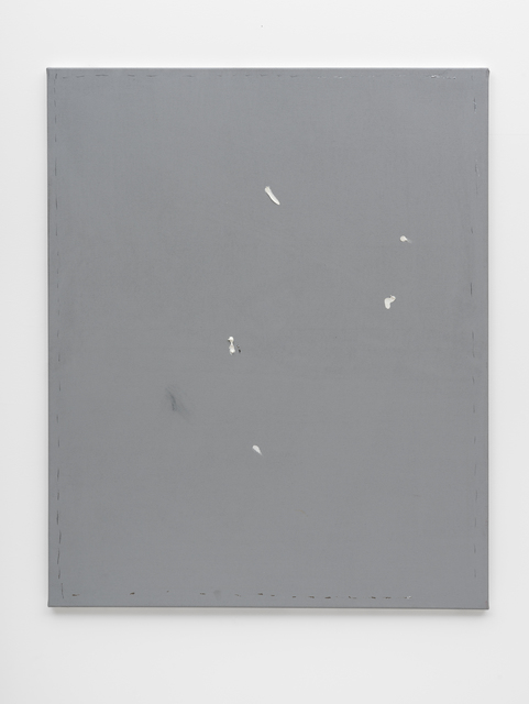 Özcan Kaplan, 'Untitled, 2018, No. 3', 2018, Painting, Oil on untreated cotton, FELD+HAUS