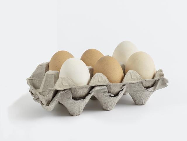 , 'Eggs,' 2018, Friedman Benda