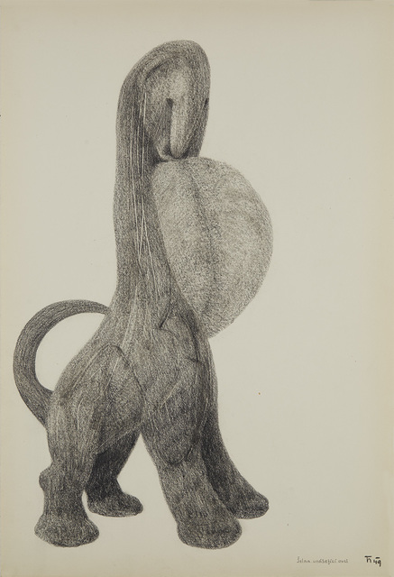 , 'Untitled,' 1949, Cavin Morris Gallery