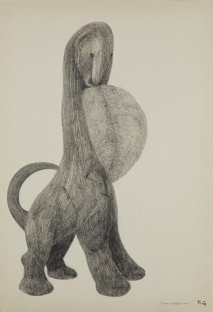 , 'Untitled,' 1949, Cavin Morris Gallery