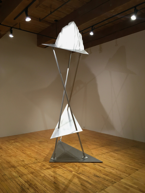 , 'Memories of Tomorrow (Iceberg),' 2020, Christopher Cutts Gallery
