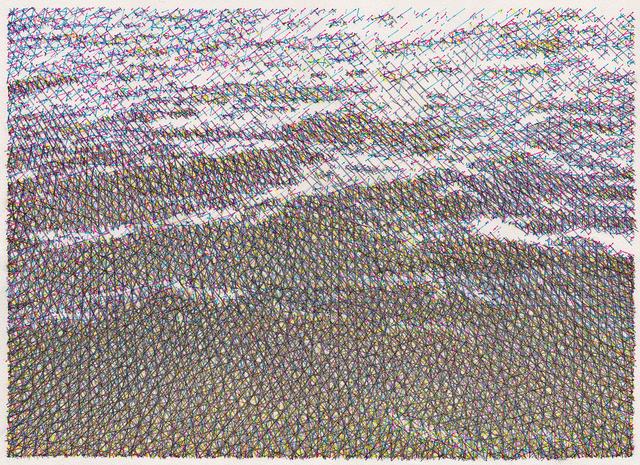 , 'Waves,' 2018, Sunne Savage Gallery